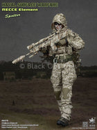 PREORDER Heavy Breacher Multicam Black Uniform & Armor MINT IN BOX