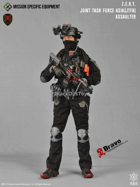 ZERT Joint Task Force Asia Black & Grey Bravo Version Mint in Box