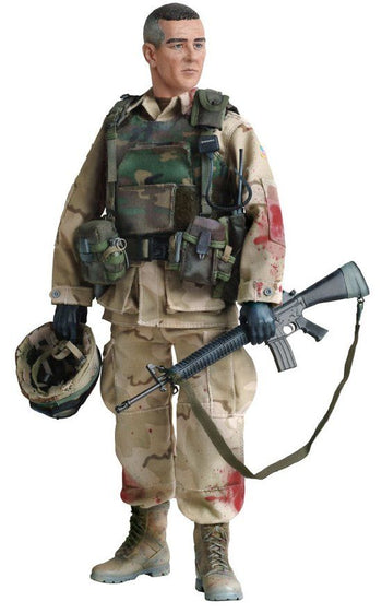 "75th Ranger Regiment ""Danny McKnight"" Mogadishu Somalia - MINT IN BOX"