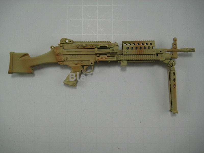 Desert MK46 MOD0 with Rifle Stock