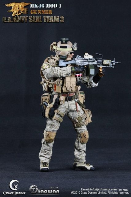 U.S. Navy Seal Team 3 - Multi Colored Shemagh