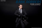 Heat Bank Robbers Robert De Niro Team Leader Premium Version Mint in Box