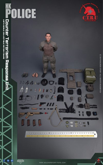 PREORDER - CTRU Tactical Medic - MINT IN BOX