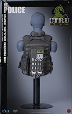 PREORDER -  HK Police Assault Team CTRU - MINT IN BOX