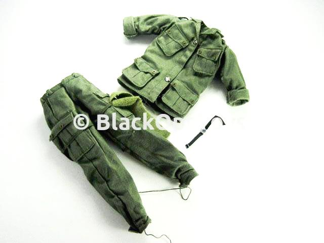 Vietnam Nate OD Green Combat Uniform Set