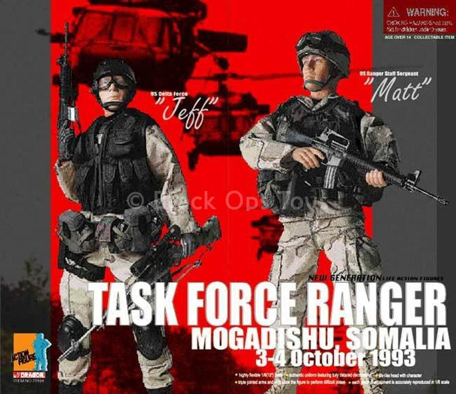 BHD - Task Force Ranger - Patch Set