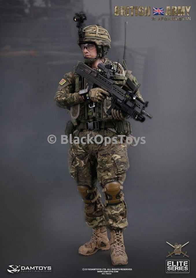 PREORDER Dam Toys 78033 British Army in Afghanistan Mint in Box