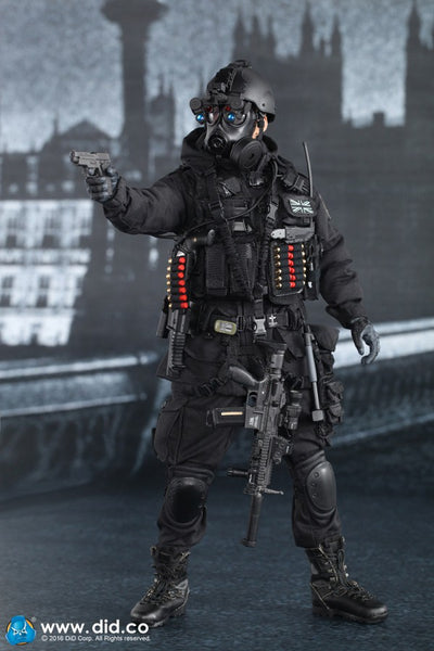 PREORDER DID British Special Air Service SAS B Squadron Black Ops Team Sean Mint in Box
