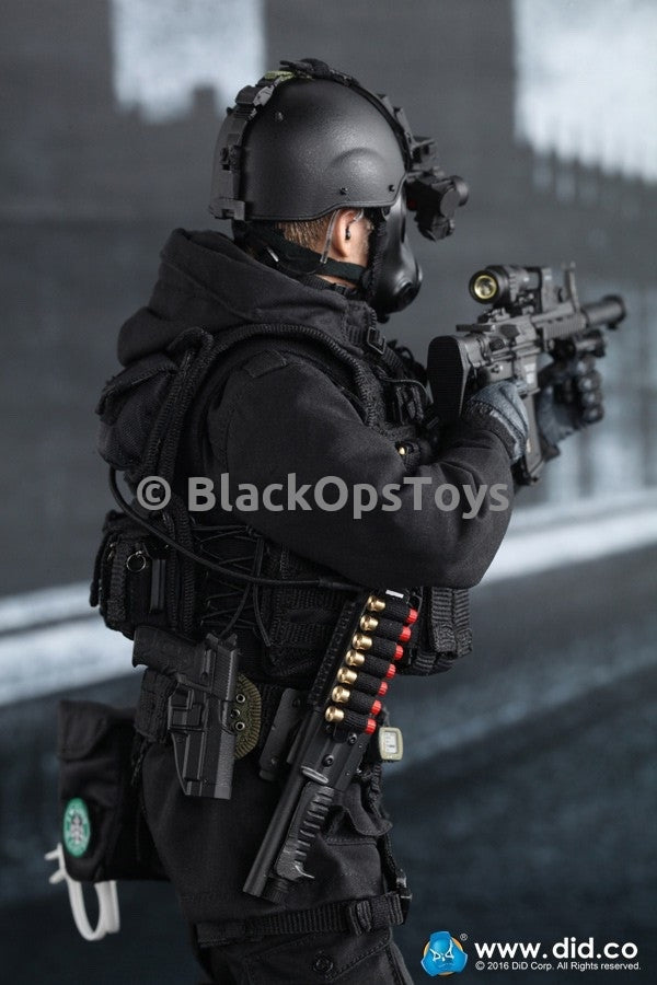 British SAS B Squadron Black Ops Team Sean - Mint in Box
