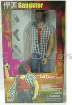 Dee Jr. New Generation Gangster Nude Male Figure w/Tattoos