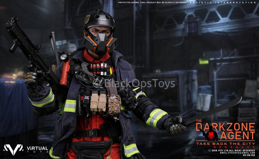 Darkzone Agent RENEGADE Transceiver & Watch Set