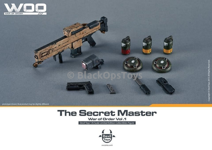 Exclusive War of Order Vol. 1 - The Secret Master