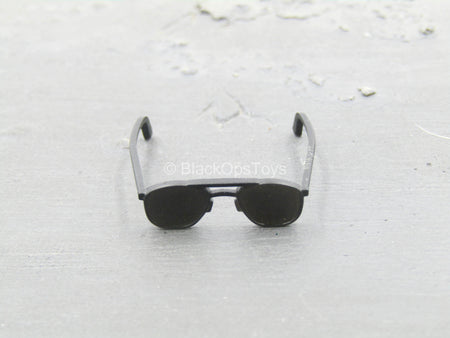 HEADGEAR - Black Sunglasses