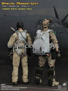 SMU Rescue Team Tandem Halo - Tan Combat Uniform Set