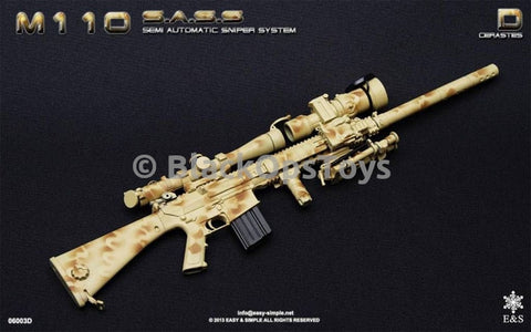 M110 Semi Automatic Sniper Rifle Set D