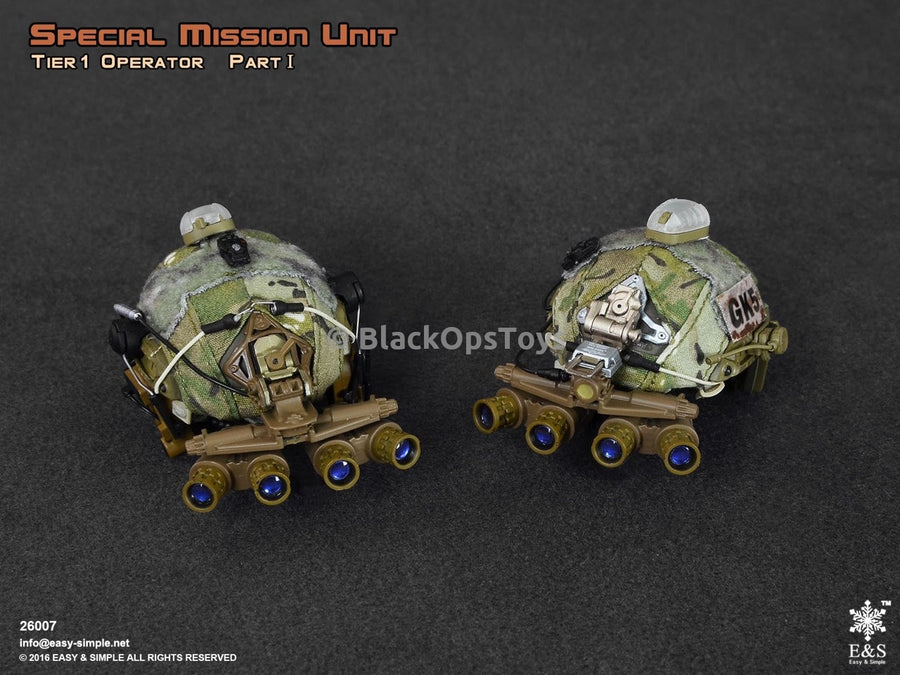 26007A Special Mission Unit Tier-1 Operator Bragg Mint in Box