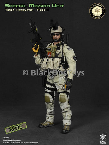 Special Mission Tier-1 Operator Part II USA Exclusive - MINT IN BOX