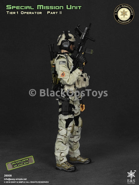 Special Mission Unit Tier-1 Operator Part II USA Exclusive Mint in Box