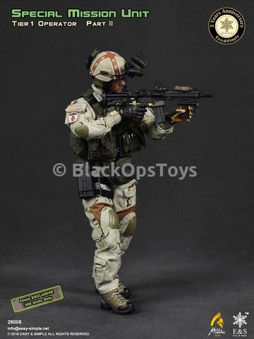 Special Mission Unit Tier-1 Operator Part II China Exclusive Mint in Box