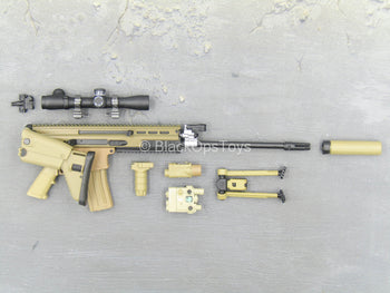 Special Force Weapon Set B - Tal Tamir Scar-L w/Accessory Set