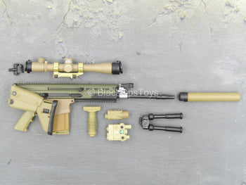 Special Force Weapon Set B - Al-Tanf Scar-H w/Accessory Set