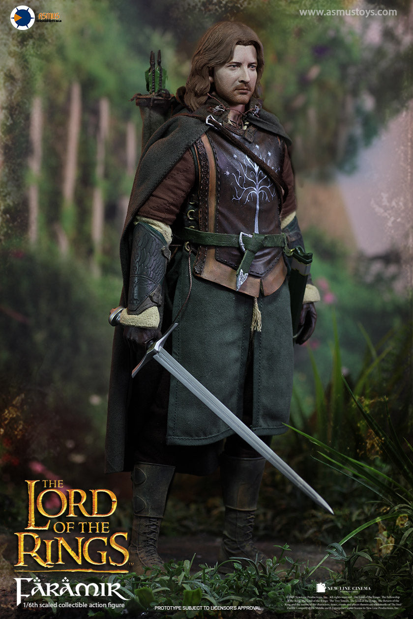 LOTR - Faramir - Male Base Body