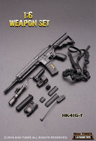 HK 416 Assault Rifle Set F - MINT IN BOX