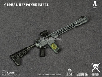 General's Armoury GREY Global Response Rifle Type A Mint in Box