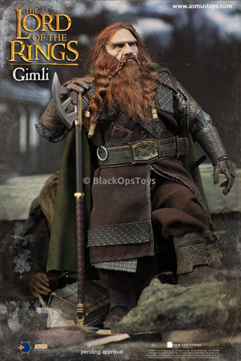Gimli Lord of the Rings MINT IN BOX