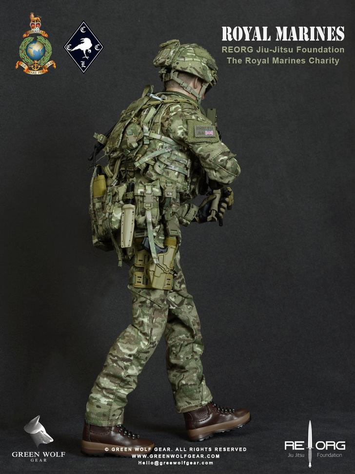 British Marine - Kabul Security - Map Set