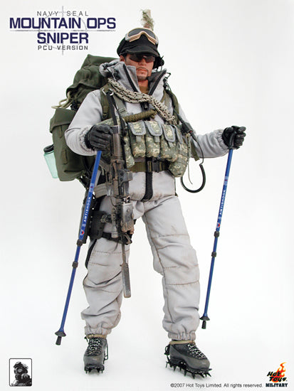 Mountain Ops Sniper PCU Ver. - Black Gloved Hands