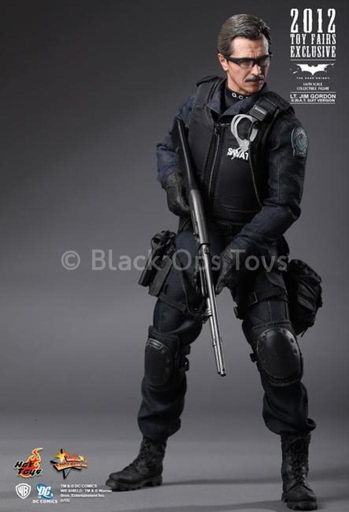 GCPD - Lt. Jim Gordon - SWAT Radio