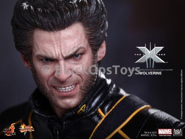 X-Men The Last Stand Hugh Jackman Wolverine Mint in Box