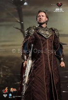 Man of Steel - Jor-El - Brown & Red Detailed Robe w/Chest Piece