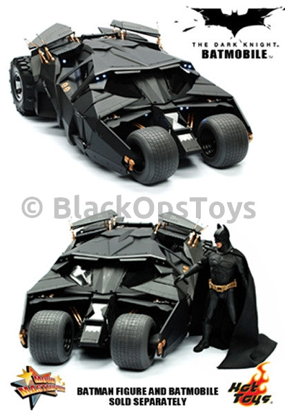 "MMS69 The Dark Knight Batman ""Tumbler"" MINT IN BOX"