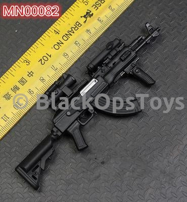 1/6 Scale Russian Black Metal Foregrip