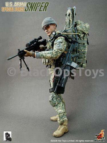 U.S. Army Special Forces Sniper - ACU Knee Pads