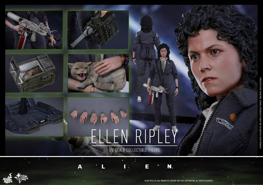Alien Ellen Tracking Device