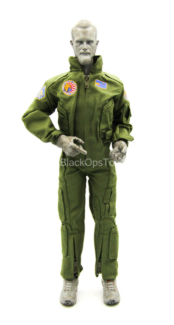 Combat Aircrew Pilot -  OD Green Flight Suit