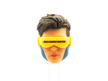 1/12 - Cyclops - Male Head Sculpt w/Interchangeable Visor