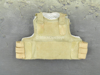 USMC - Sniper - Tan Concealable Body Armor