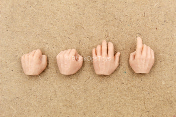 1/12 - The Punisher - Right Handed Trigger Hand Set (x4)