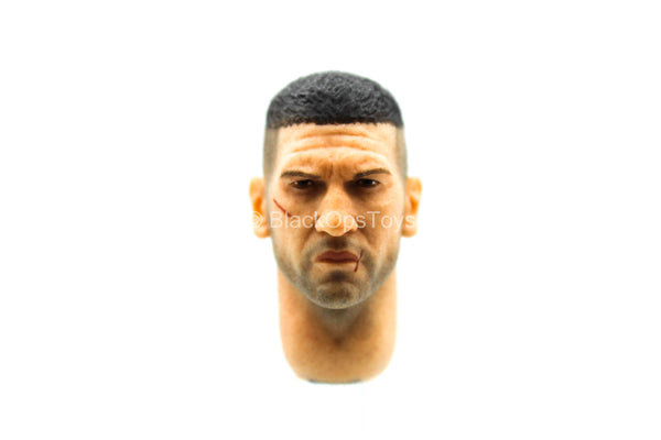 1//6 Scale Toy The Punisher-Male Head Sculpt