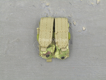 Special Combat Sniper - Multicam MOLLE Dual Cell AR Mag Pouch