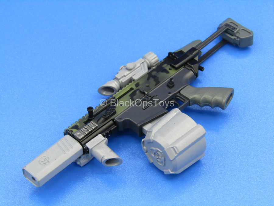 Custom - Scar PDW w/Attachment Set