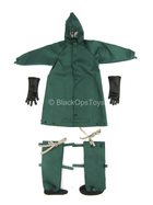 The Chernobyl Scavenger - USSR OP-1 Chemical Protective Uniform Set