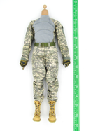 US Army Rifleman UCP - Male Body w/ACU Uniform Set