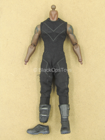 1/12 - Blade Exclusive - Male Base Body w/Boots (DAMAGED)