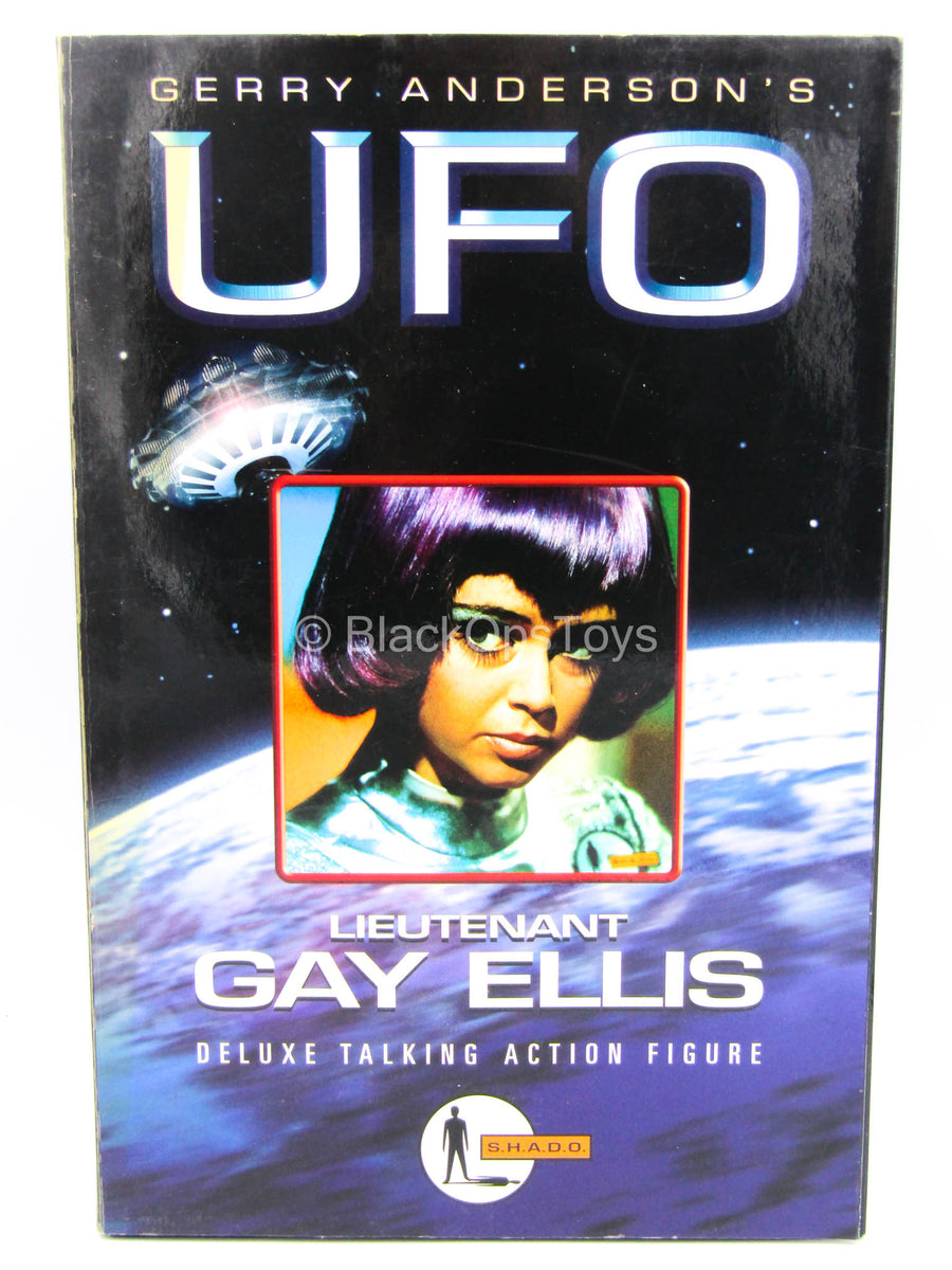 UFO - Gay Ellis - Clipboard w/Pen