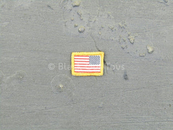 UNIFORM EX - Fabric American Flag Patch
